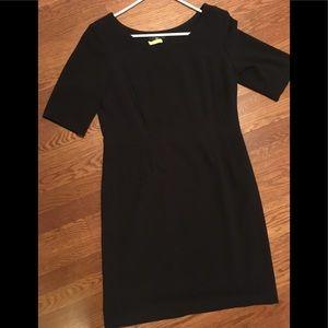 Black GAP dress